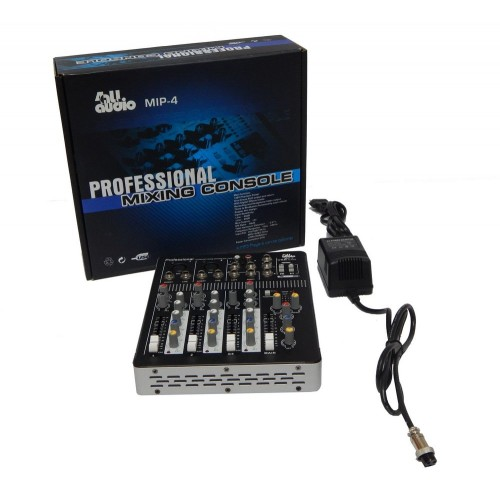 4All Audio MIP-4
