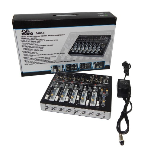 4All Audio MIP-6
