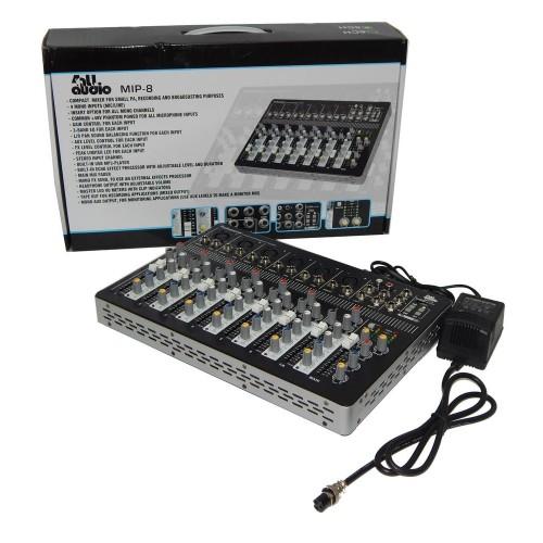 4All Audio MIP-8