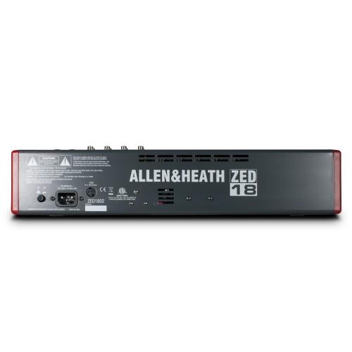 Allen Heath ZED1802