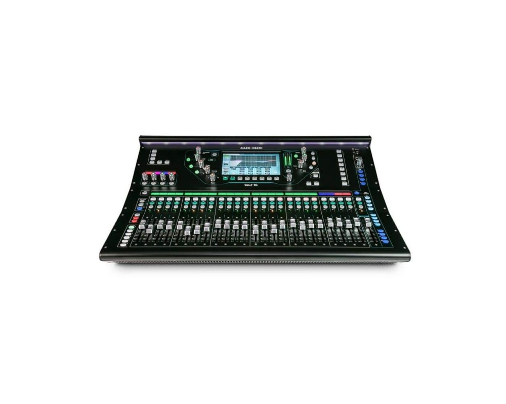Allen Heath SQ-6