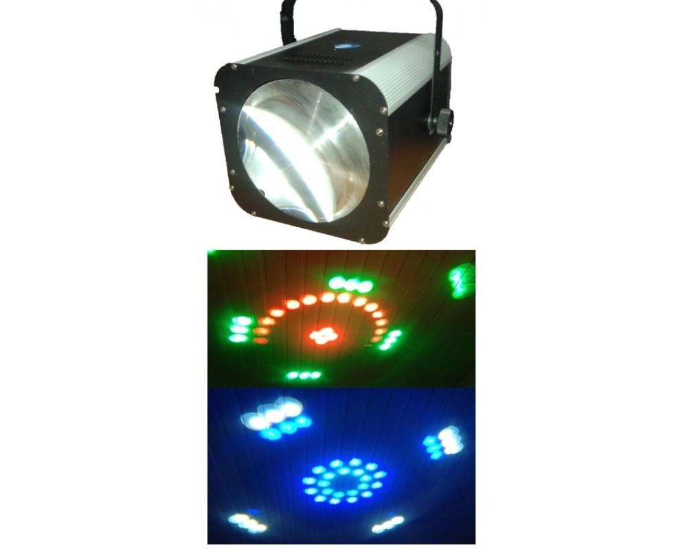 Дискотечный светодиодный прибор PL-P035B