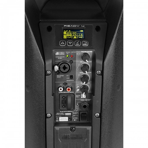 dB Technologies READY 4 Mk2