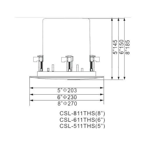 Euroshine CSL-611THS