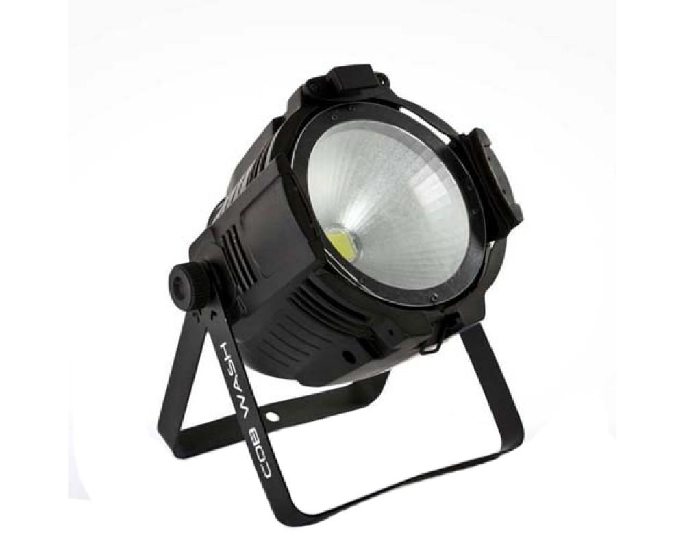 Светодиодный прожектор (Пар) Free color COB100