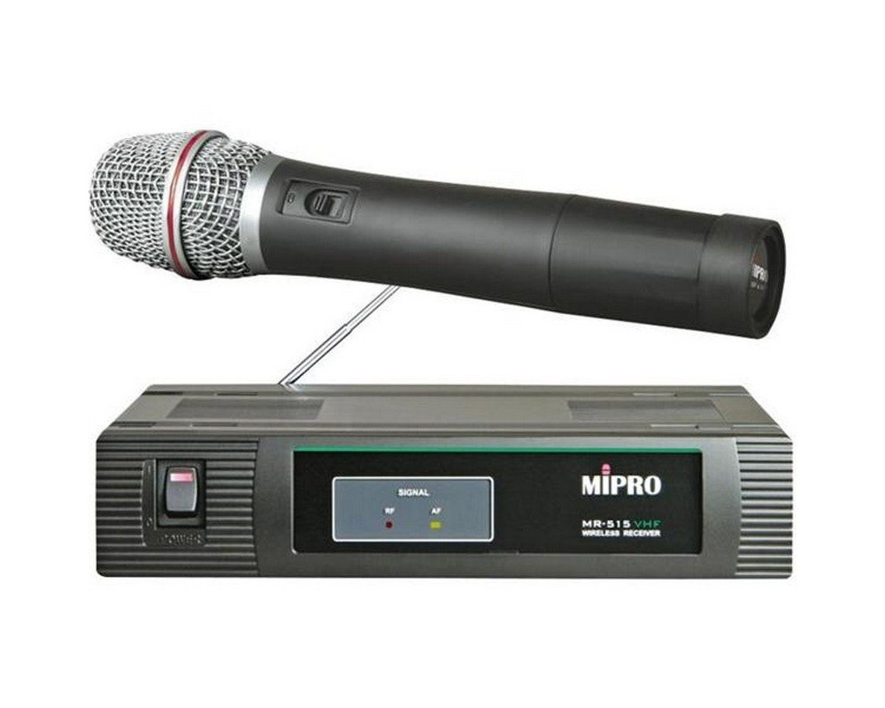 Mipro MR-515/MH-203a/MD-20