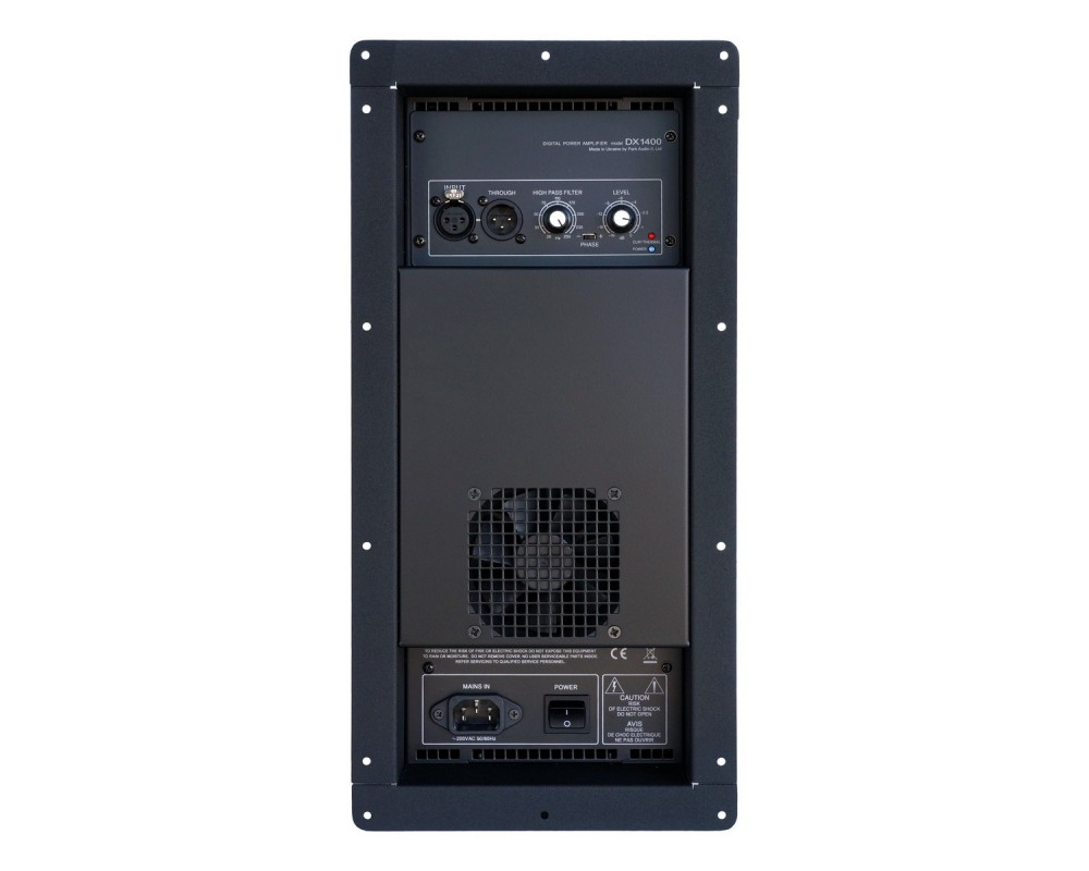 Park Audio DX1400