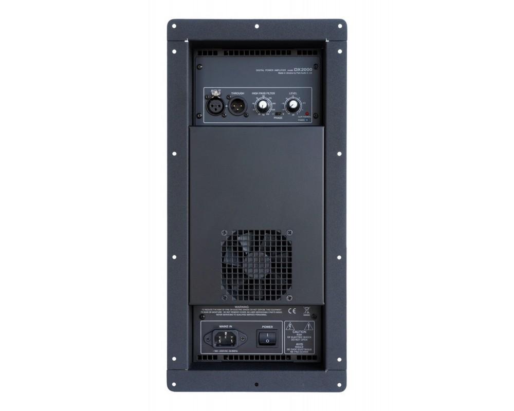 Встраиваемый усилитель мощности Park Audio DX2000 PFC