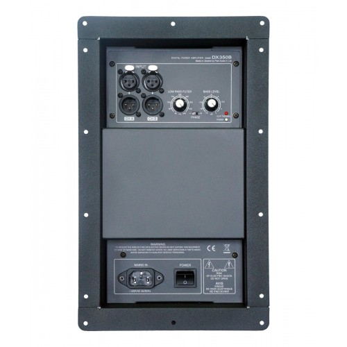 Встраиваемый усилитель мощности Park Audio DX350B