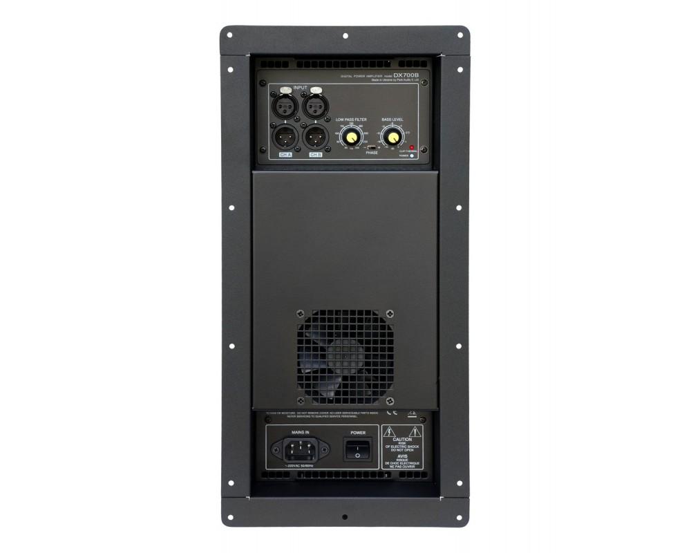 Встраиваемый усилитель мощности Park Audio DX700B