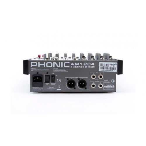 Phonic AM 1204