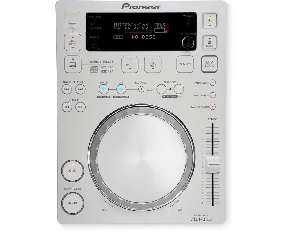 Pioneer CDJ-350-W - СD