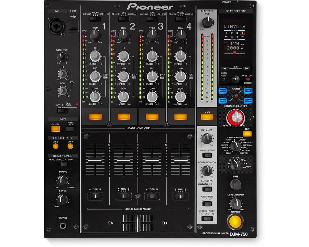Pioneer DJM-750-K