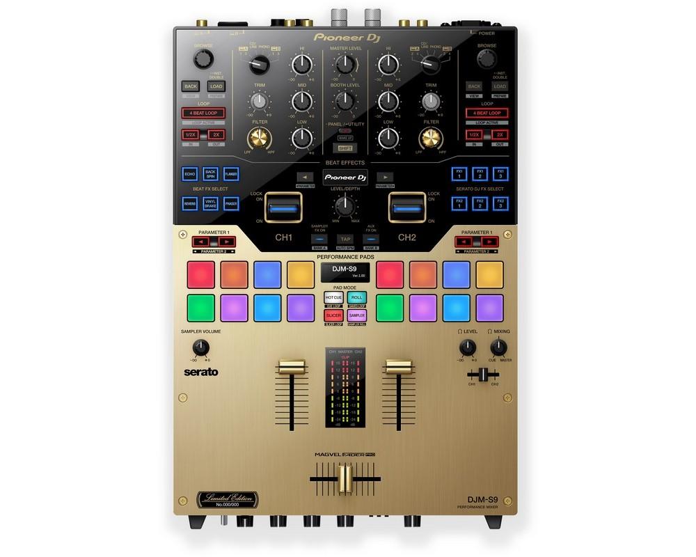 Двухканальный микшер для DJ Pioneer DJM-S9-N