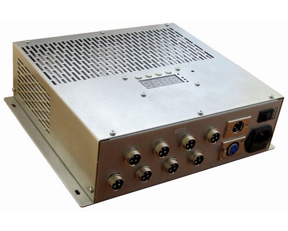 Wizard SL DriverBox-3-8-400-LD