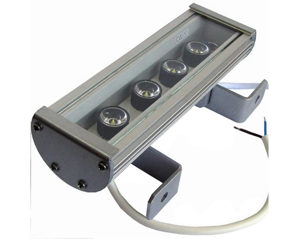 Светодиодный линейный светильник Wizard SL Line-1-20-04-P